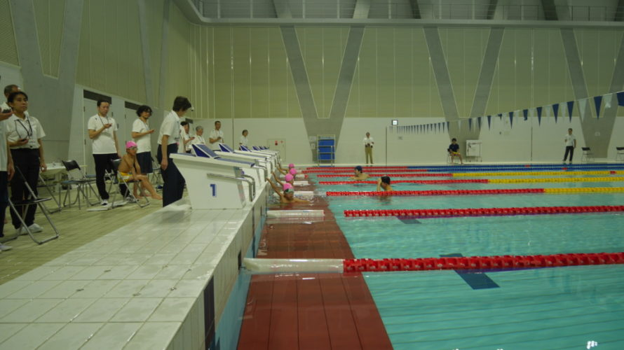 加盟クラブのための水泳大会 第15回東京水泳フェスティバル