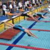 自己ベスト、日頃の成果を試す 第10回オールエイジ水泳大会
