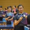 福島復興支援卓球大会を開催しました!