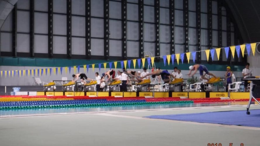 ~第27回東京辰巳水泳大会を終えて~