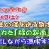 第190回例会「柿生の峰を巡る散歩道」9km