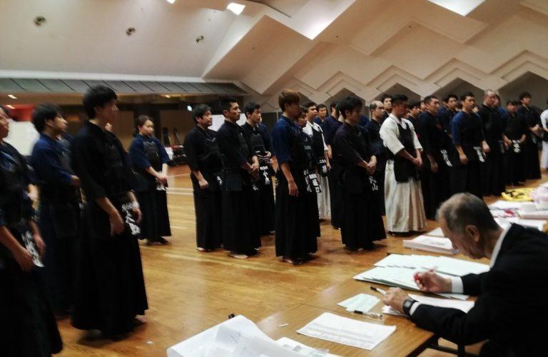 2019年10月27日(日)第56回東京スポーツ祭典剣道大会 結果