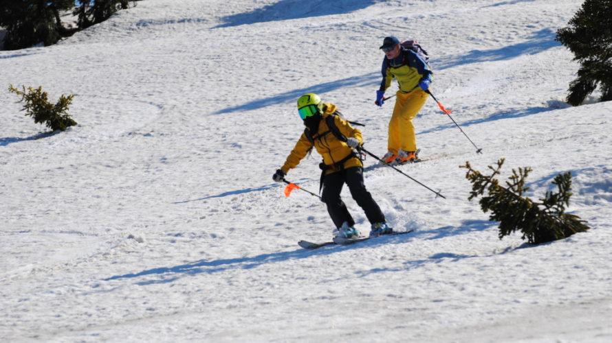 2019年12月30日(月)~2020年1月2日(木)年越スキー・スノーボード