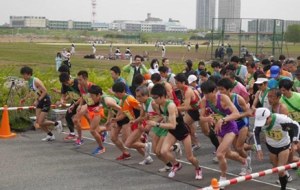 2020年3月29日(日)第1回東京さくらマラソン