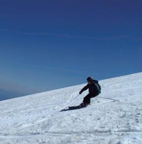 2020年3月14(土)~15日(日)乗鞍岳 山スキー入門教室(山スキー初級者向)