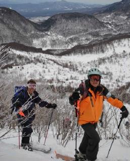 2020年2月8日(土)~9日(日)湯の丸山・山スキー教室
