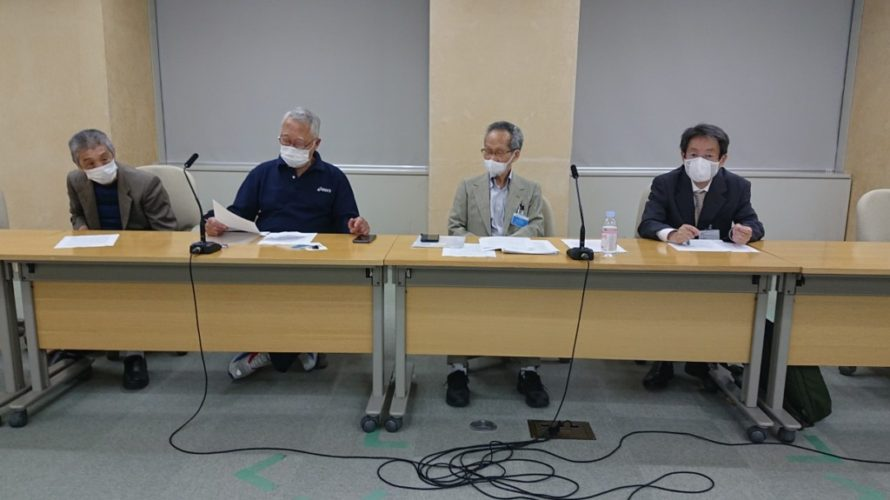 5月12日(水)都庁記者クラブで記者会見を行いました。